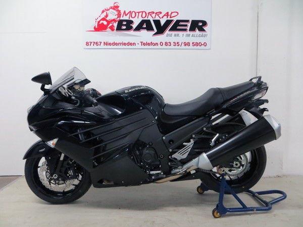 Kawasaki ZZR 1400 ABS Modell 2014