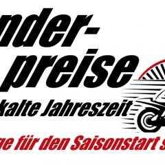 Saisonstart-Preise 2018