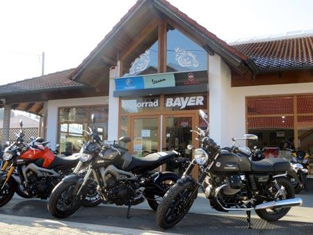 Motorrad Bayer Niederrieden