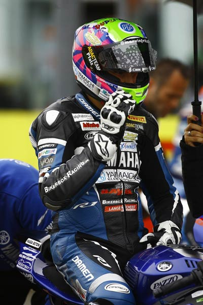 Marvin Fritz - Bayer-Bikerbox Yamaichi - Magny Cours 2017