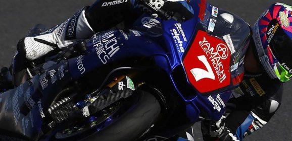 Yamaha Privatier Fritz macht wieder den Werksteams das Leben schwer