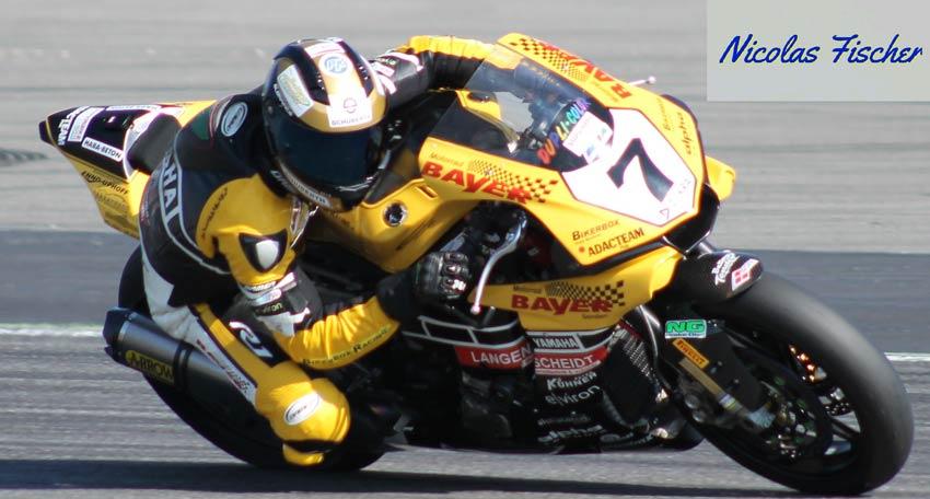 Marvin Fritz - Hockenheim 2016