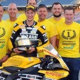 Erfolgreicher Saisonrückblick mit dem Superbike IDM Titelgewinn 2016