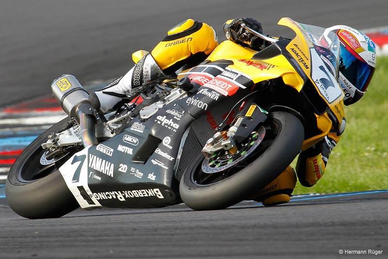 Marvin Fritz - MOTORRAD BAYER · BIKERBOX · LANGENSCHEIDT – RACING (Lausitzring)