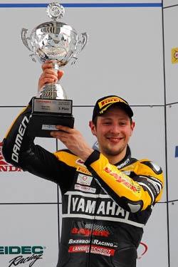 Marvin Fritz - Rennen 1 auf dem Lausitzring - Pos. 3