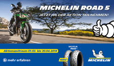 MICHELIN ROAD 5