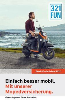 Mopedkennzeichen 2021