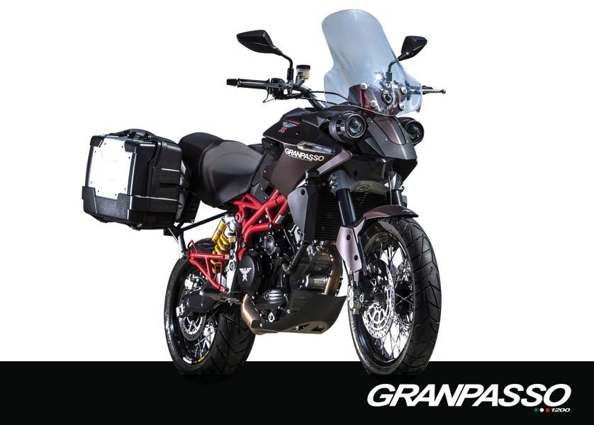 moto morini granpasso 1200 motorrad bayer niederrieden. Black Bedroom Furniture Sets. Home Design Ideas