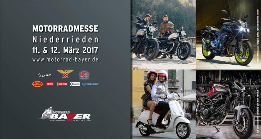 Motorradmesse Niederrieden 2017