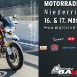 Motorradmesse Niederrieden 16. & 17. März 2019