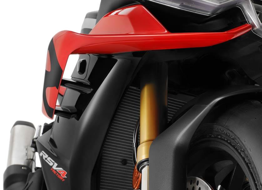 Aprilia RSV4 Factory Modelljahr 2021 Winglet