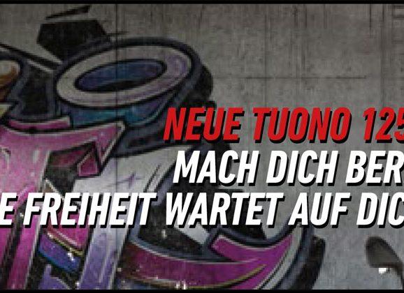 Aprilia Führerschein-Promotion